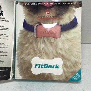 FitBark Dog Activity Monitor- Pink
